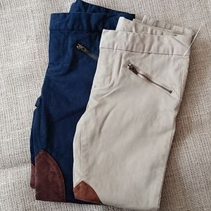Ralph Lauren Jodhpur girls pants size 6.
